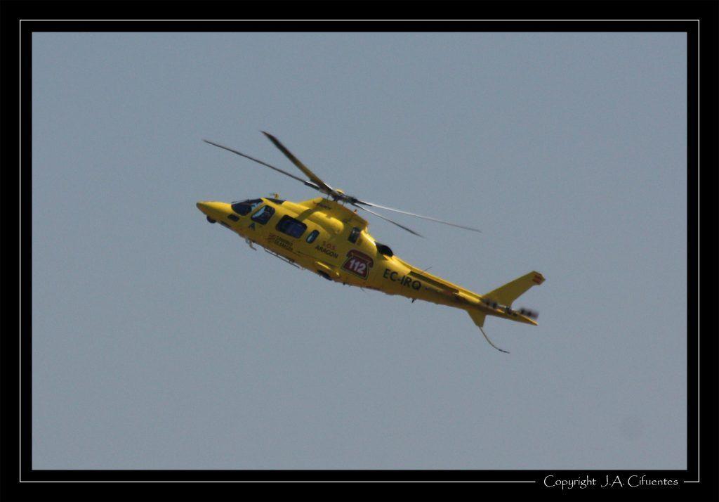 Agusta A-109E Power (EC-IRQ).