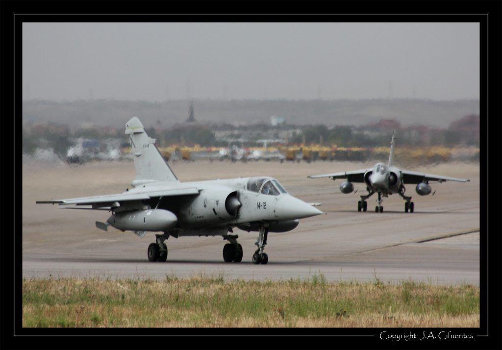 Mirage F-1E del Ala 14 del Ejercito del Aire