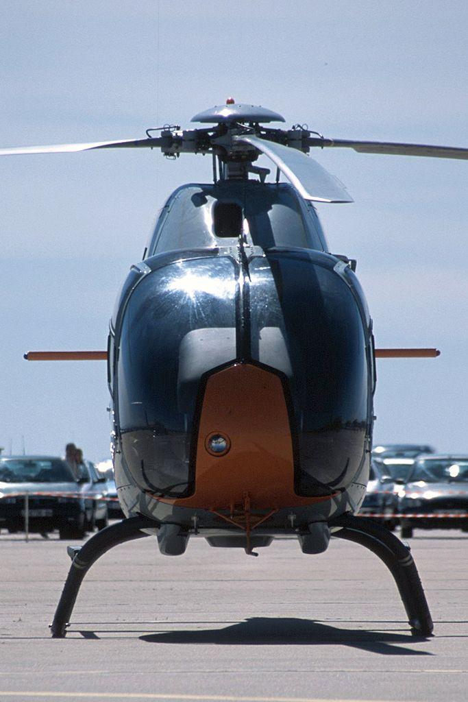 Eurocopter EC120-B Colibri del Ejercito del Aire.