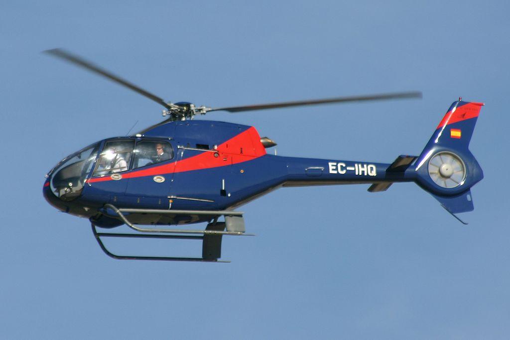 Eurocopter EC120-B Colibri (EC-IHQ) de Sky Service Aviation SL