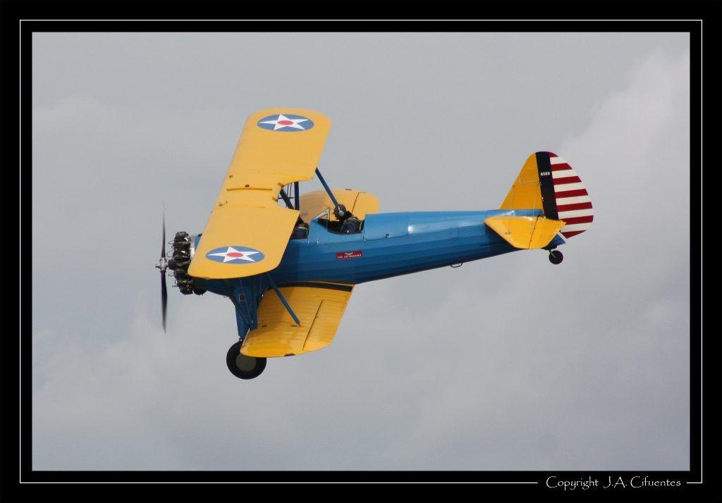 Boeing Stearman 75 Kaydet