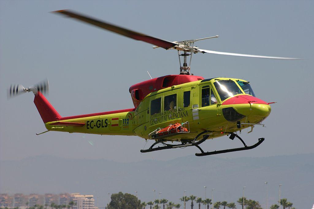 Bell 212 (EC-GLS)