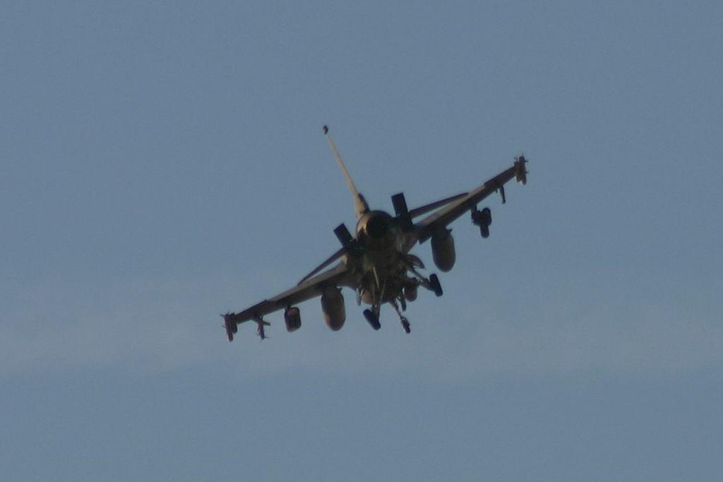 F-16 de la USAF.