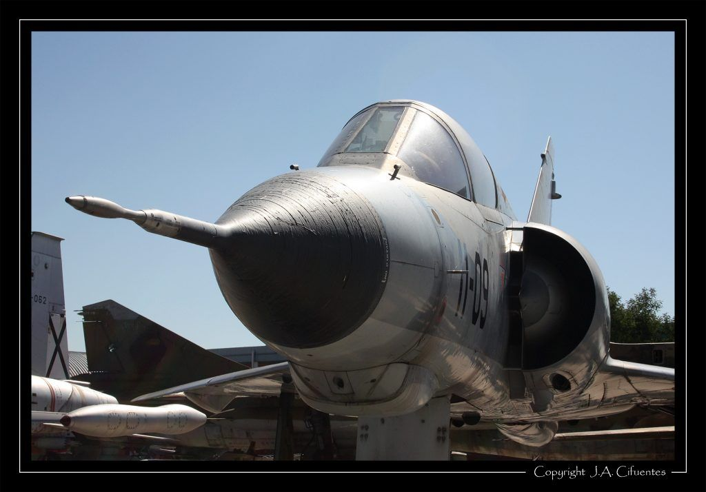 Marcel Dassault Mirage III-E