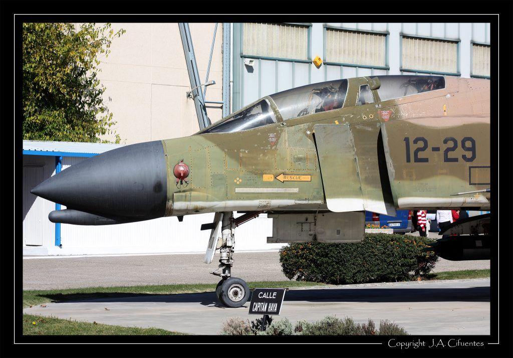 "Mc Donnell Douglas F-4C ""Phantom"""