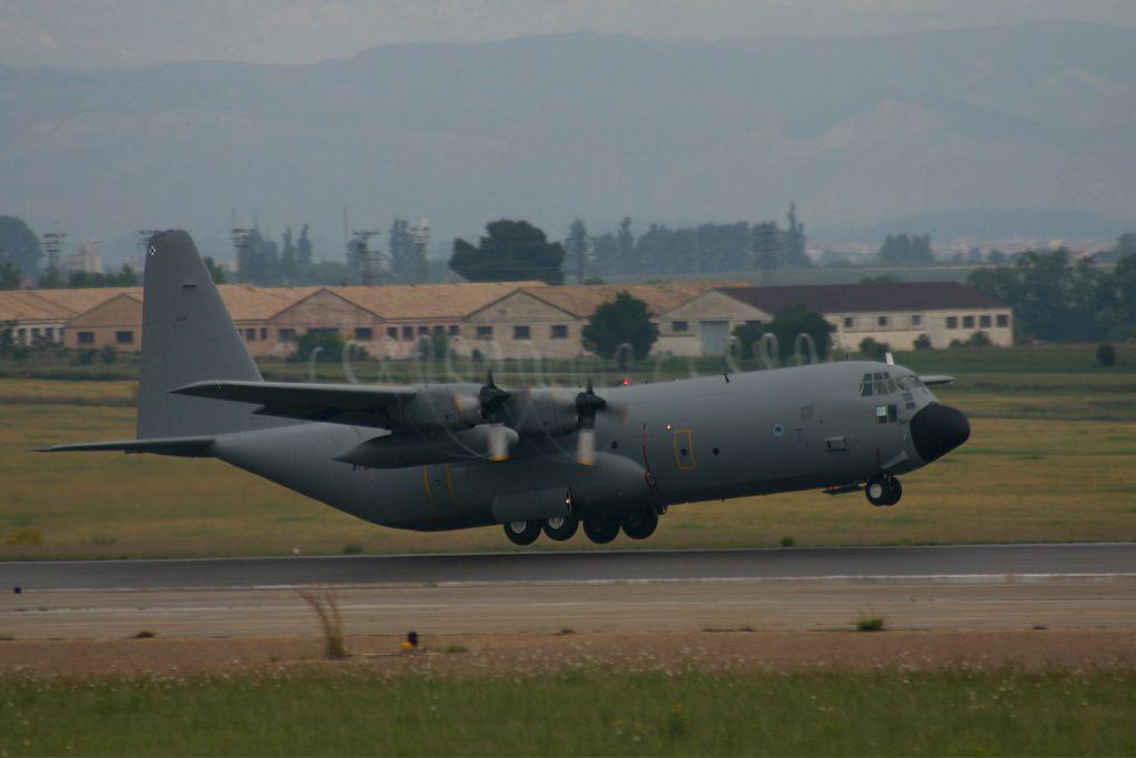 Lockheed KC-130 Hercules del Ala 31 del Ejercito del Aire