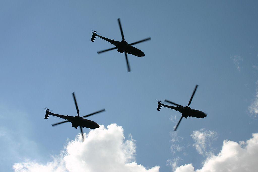Eurocopter AS-532UL Cougar del Ejercito de Tierra.